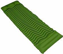 Abaodam Wave Design Pillow Tent Air Mattress