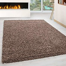 Abaseen Large Small Carpet Mocha Rug Floor Size