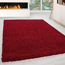 Abaseen Large Small Carpet Red Rug Floor Size