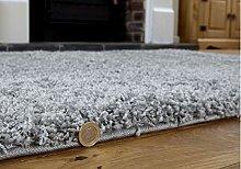 Abaseen Modern Large Grey Rug Carpet For Living