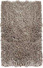 Abaseen Shaggy Soft Plain Non-Shed Dense Pile Area