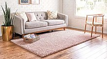 Abaseen Small Large Shaggy Rug Modern Rugs Living