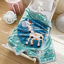 Abcoll Children's blanket, double layer,