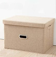 ABCWY Clothes Storage Box Cloth Toy Clothing