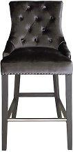 Abeale Bar Chair Rosdorf Park Colour (Upholstery):