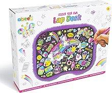 abeec Colour Your Own Lap Desk – Customisable