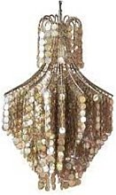 Abigail Ahern - Todi Champagne Chandelier In Large