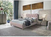 Abington Kingsize (5') Upholstered Bed Frame