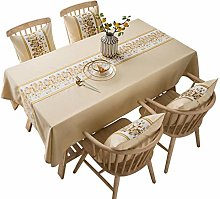 able cloth Linen Tablecloth Dining Table Cloth