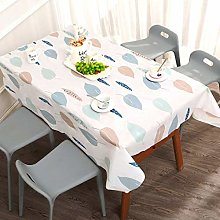 ablecloth Tablecloth Waterproof And Oil Proof