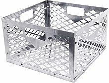 Ablerfly Charcoal Stove Basket With Stainless