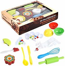 Ablerfly Children'S Baking Set, Kids Cooking