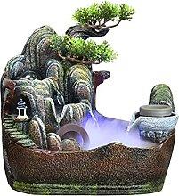 abletop fountain 12.9 Inch Rockery Water Fountain