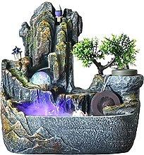 abletop fountain Tabletop Fountain Rockery