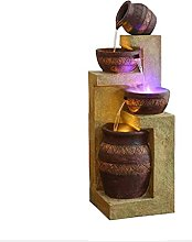 abletop fountain Tabletop Fountains 4-Tier