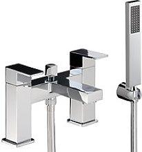 Abode Fervour Deck Mounted Bath/Shower Mixer Tap