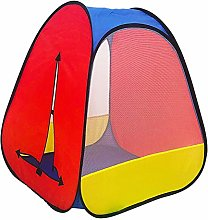 ABOOFAN Children Colorful Tent Portable Kids Game