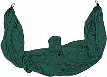ABOOFAN Single Camping Hammock Outdoor Hanging Bed