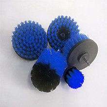 Abrasive Tools 5pcs 2/3.5/4/5 Inch Drill Brushes