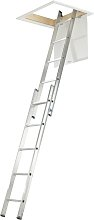 Abru 2 Section Loft Ladder