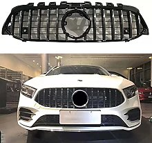ABS Car Front Bumper Mesh Grille Grill, Center