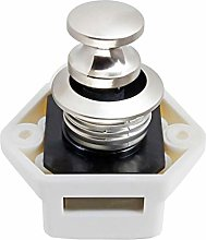 ABS Push Button Catch Lock Pop Up Knob for