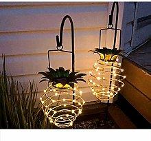Absir LED Copper Light Solar Power Lights String