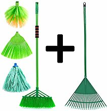 Absolute Deal Cleaning Solution Set, Green, One