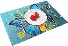 Abstract Art Desktop Abstract Art Table mat 4