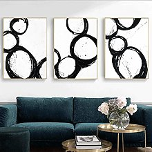 Abstract art Picture Nordic Canvas Painting Wall