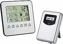 ACAMPTAR Upgraded Weather Station, Digital Indoor
