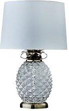 Acandi Glass Pineapple Table Lamp
