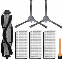 Accessories Kit 7Pcs Gray Main Brush for Coredy