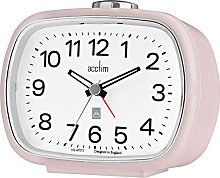 Acctim 15460 Camille Alarm Clock with Snooze in