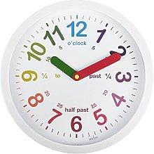 Acctim 21882 Lulu Wall Clock, White