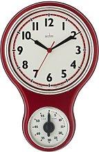 Acctim 21904 Alica Metallic Clock and Timer,