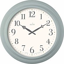 Acctim 22645 Gendry large vintage wall clock in