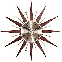 Acctim 29506 Wolcott Retro Style Wall Clock in