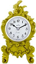 Acctim 33605 Clermont Chartreuse Green Table Clock