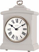 Acctim 33852 Heyford Mantle Clock in Earl Grey