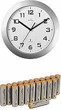 Acctim 74367 Peron Radio Controlled Wall Clock,