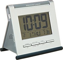 Acctim Apex Smartlite® LCD Digital Alarm Clock,