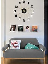 Acctim Astraea Quartz Wall Clock, 49cm, Gold/Brass