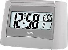 Acctim Attis Stylish Alarm Clock LCD Display with