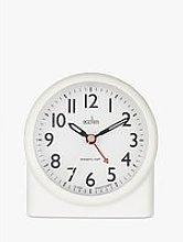 Acctim Blake Smartlite Sweep Analogue Alarm Clock,