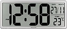 Acctim date keeper wall clock