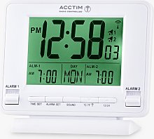 Acctim Delaware Couples Radio Controlled LCD