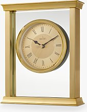 Acctim Halton Roman Numeral Analogue Mantel Clock,