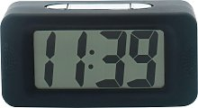 Acctim LCD Alarm Clock - Black