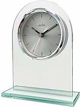 Acctim Ledburn 37087 Glass Mantel Clock